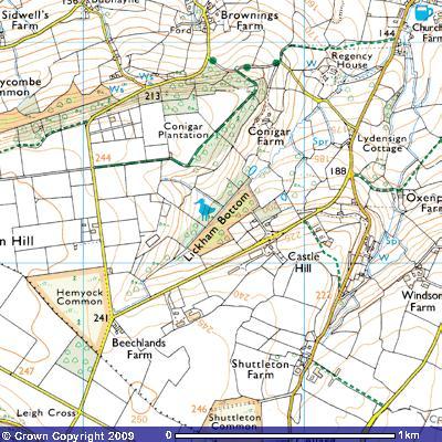 Lickham Bottom