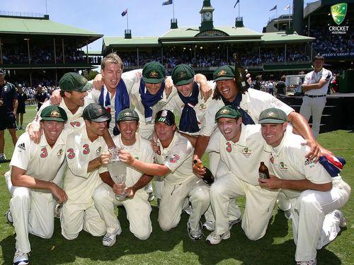 Winning australia