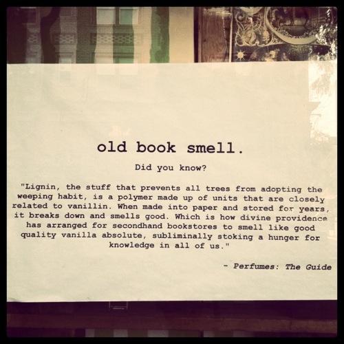 Oldbooksmell